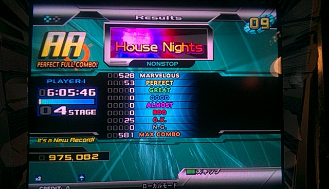 Nonstop Single Normal - House Nights